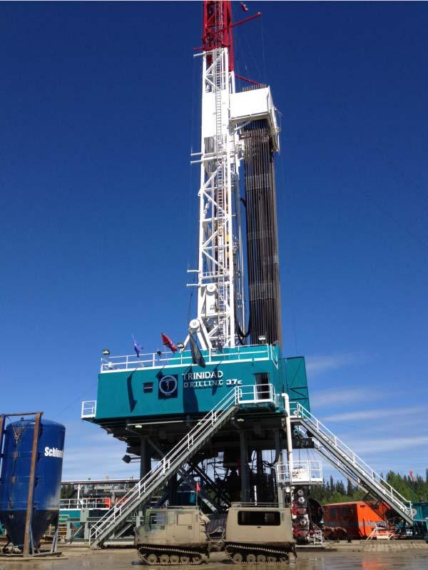 Oilfield-Storage