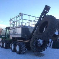 John Deere 810D Ice Road Builder-5