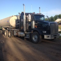 Kenworth - Triaxle Water Tanker