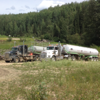 Kenworth - Triaxle Water Tanker-5