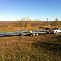 One Ton - Triaxle Trailer-1