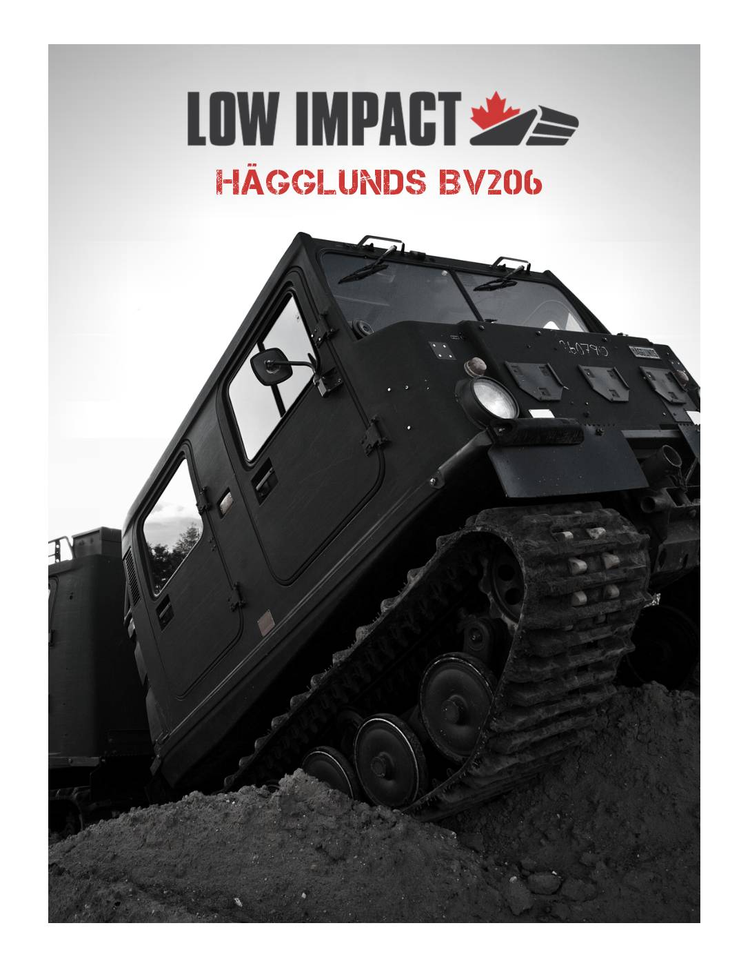 Low Impact Hagglunds BV206 Brochure